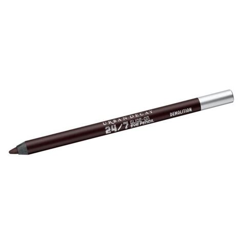 Eyeliner Pencil Decay decay 24 7 glide on eye pencil in demolition reviews