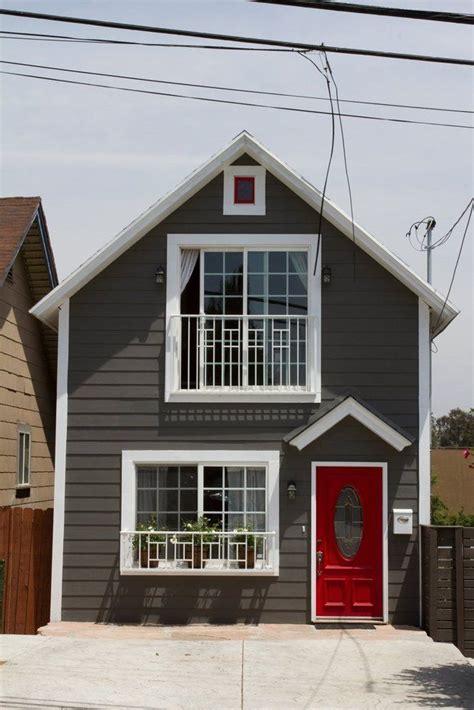 chris damians updated  echo park home grey doors