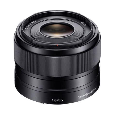 Lensa Sony E 35mm F 1 8 Oss jual sony lens sel 35mm f 1 8 oss harga kualitas terjamin blibli