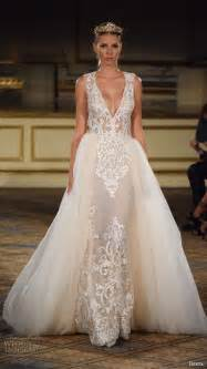 Berta fall 2016 new york bridal fashion week beautiful wedding dress v