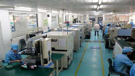 top  electronics manufacturing services companies