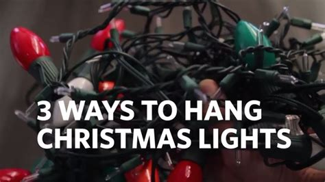 how to hang lights outside without nails how to hang lights outside without nails 28