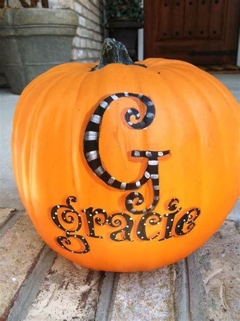 pumpkin name 40 cool no carve pumpkin decorating ideas hative