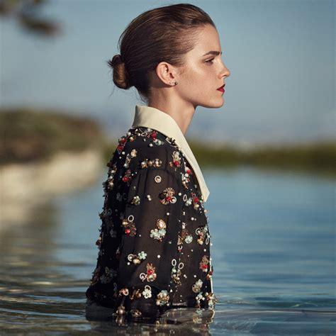 Stylefoul Watsons Mangled Bird Dress by Watson In Porter Magazine 12 Winter Escape 2015 By