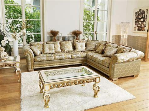divano angolare classico divano angolare classico di lusso misure personalizzabili