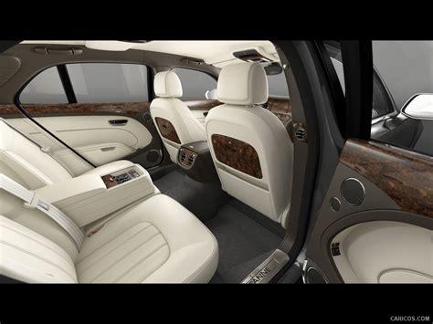bentley interior back seat bentley mulsanne interior rear seats wallpaper 43