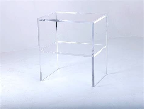 Perspex Coffee Table Uk Side Tables Perspex Furniture Carew Jones
