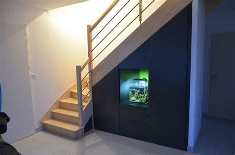 Amenager Un Dessous D Escalier by Am 233 Nagement Sous Escalier Quart Tournant Ud95 Jornalagora