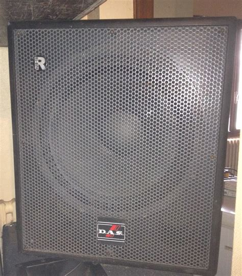 Speaker Das 18 das sub 18r image 639682 audiofanzine