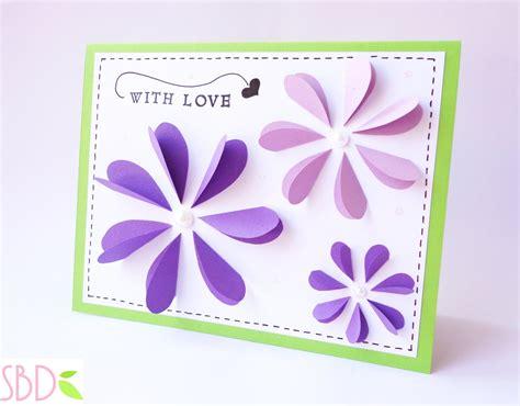pop di biglietto fiori pop pop flowers card
