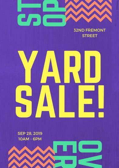 canva yard sale customize 2 122 flyer templates online canva