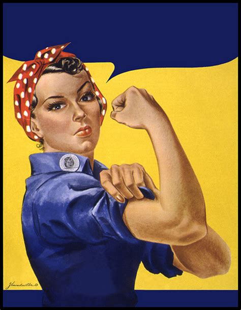 Rosie The Riveter Meme - we can do it flickr photo sharing