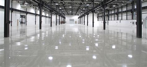 Industrial Flooring by Home Columbus Flooring Polished Concrete And