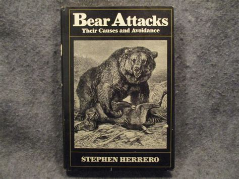 attacks their causes and avoidance books stephen herrero shop collectibles daily