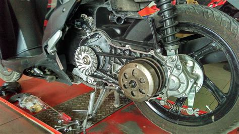 Per Cvt Mio Injection 1000rpm Kawahara tambah akselerasi yamaha mio m3 125 part 2 harley s notes