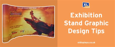 design graphic tips exhibition stand graphic design tips