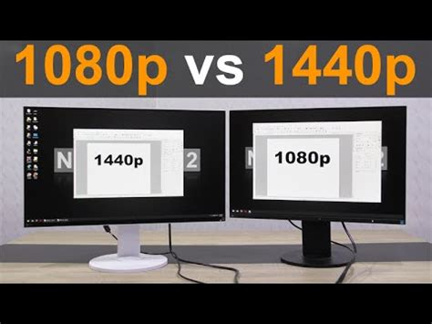 is a 1440p monitor worth it if only 24 inches? | gpunerd
