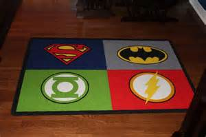 Justice League Area Rug Justice League Area Rug Baby Danny S Room Justice League Bedroom