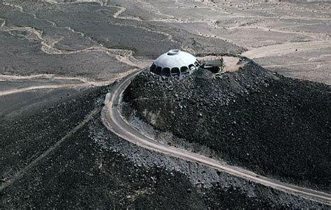 Huell Howser Volcano House | huell howser s california house is perched atop a 150 foot