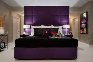 Bookcase 12 Deep Love The Faux Tiled Royal Purple Headboard