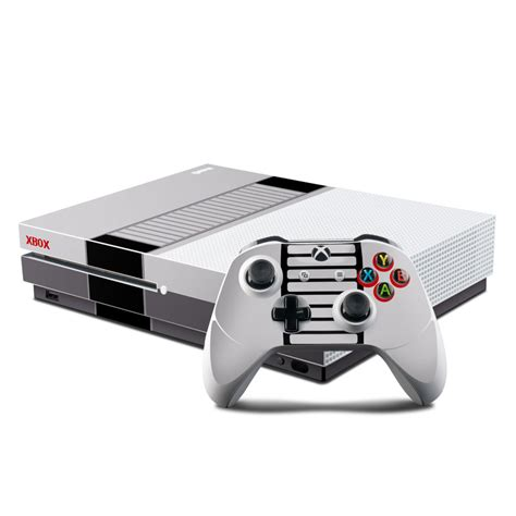 microsoft console microsoft xbox one s console and controller kit skin
