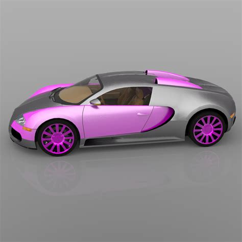 french sports cars french sports car poser 3ds vue obj 3d models rpublishing