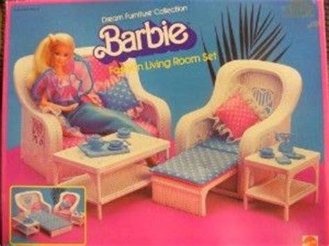 barbie living room set barbie dream furniture living room set 1983 toys