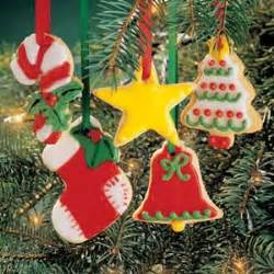 christmas cookie ornaments recipe taste of home
