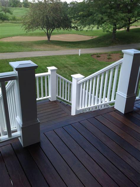 dark cool deck paint deck deck colors deck stain