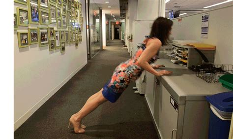 Desk Exercises At The Office 12 Easy Exercises You Can Do At The Office