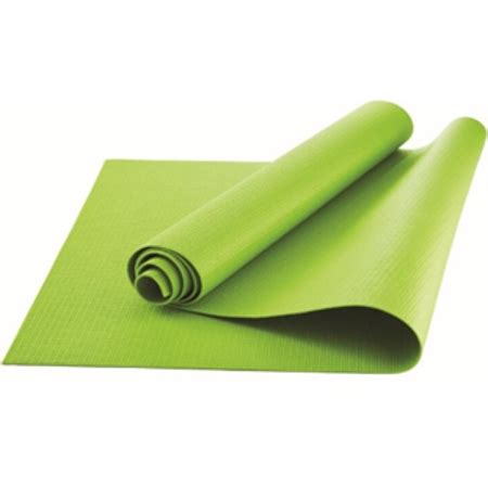 athletic mats athletic works mat lime green 3mm walmart