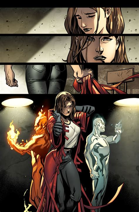 Autores Femeninos by Preview Ultimate Comics 1