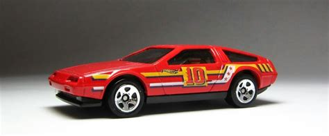 Wheels Hotwheels Dmc Delorean wheels dmc delorean rojo 1 64 impecable de colecci 243 n