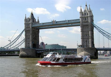 Thames River Cruise London Wikipedia | city cruises wikipedia