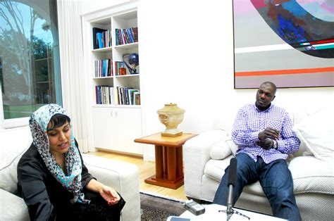 with hakeem olajuwon the islamic monthly