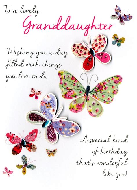 free printable anniversary cards from grandchildren lovely granddaughter birthday greeting card cards love