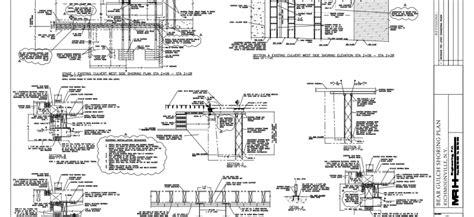 design criteria for box culvert shoring system design by mrh engineering new york