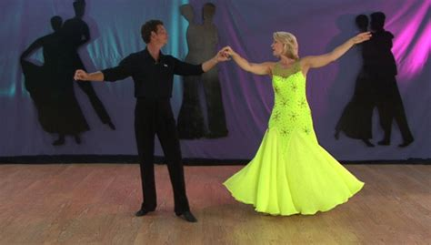 swing waltz dance steps how to waltz swing and sway monkeysee videos
