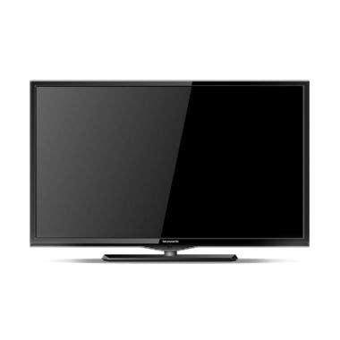 blibli tv jual coocaa 32e89 32 inch hitam led tv online harga
