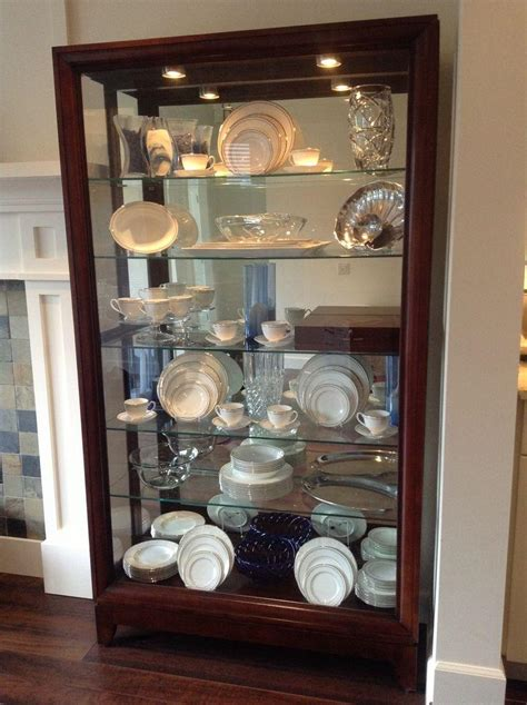 china cabinet displays