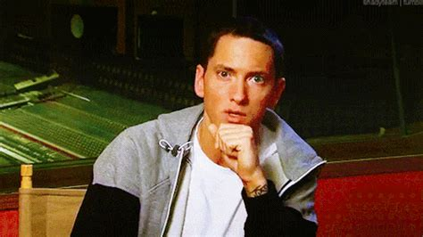 eminem yearly income peace sign gif tumblr