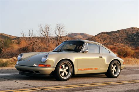 Porsche 911 Singer by Porsche 911 X Singer Vehicle Design