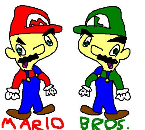 mario fan mario fan mario drawings