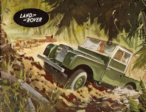 vintage land rover ad pin by pegasus parts on landrover vintage ads