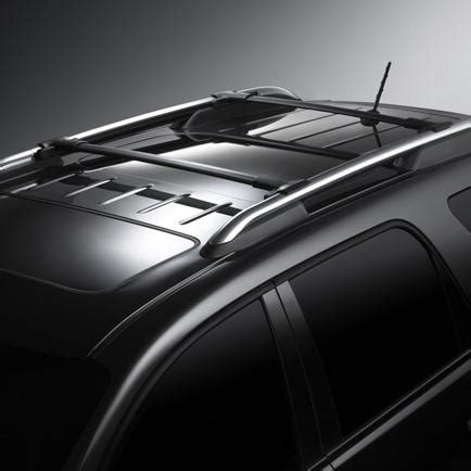 Acadia Roof Rack by Acadia Denali Luxury Mid Size Suv Accessories