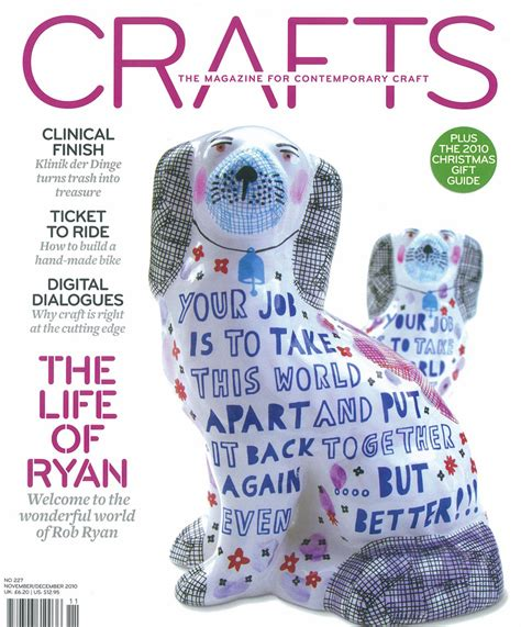 craft magazine for press ruth wood contemporary jewellery design