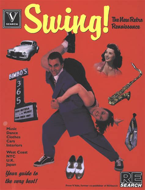 swing culture swing re search guide to retro culture music re