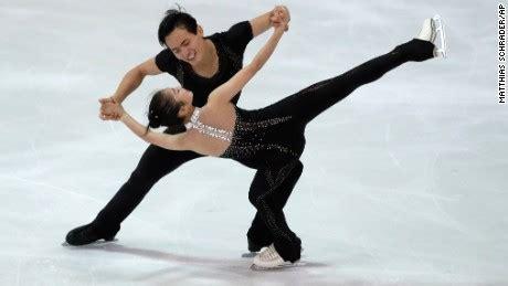 north korean figure skaters ryom tae ok and kim ju sik