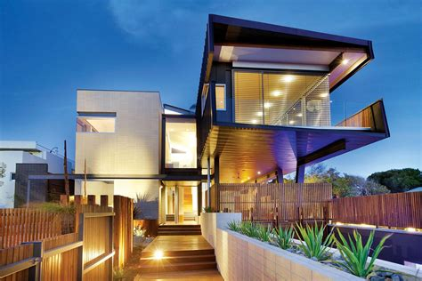 modern house designs melbourne cantilevered house in melbourne australia