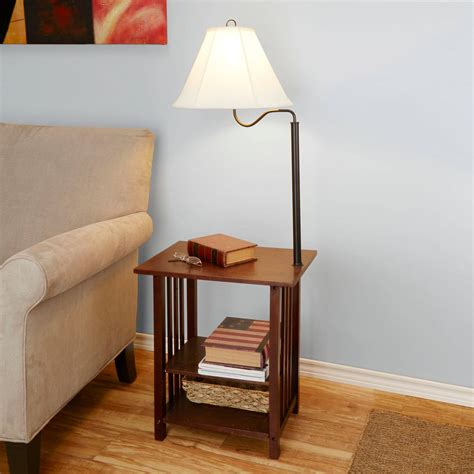 Design For Floor L With Table Attached Ideas Floor L With Table Attached Canada Ls Contemporary Table Home Lighting Ideas